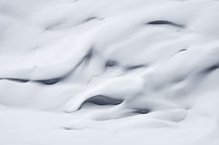 Bright snow background Royalty Free Stock Photo