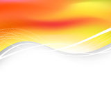 Bright solar folder background abstraction Royalty Free Stock Photos