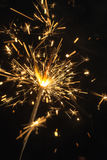 Bright sparklers Royalty Free Stock Photography