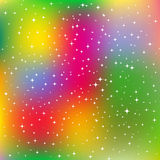 Bright sparkling background vector illustration