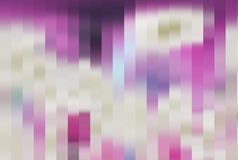 Sparkling pink purple vivid geometries abstract background, abstract forms and geometries. Bright sparkling pink purple soft vivid lines, sparkling abstract stock illustration