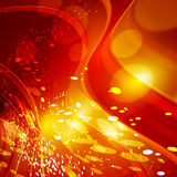 Bright sparkling template Royalty Free Stock Photos