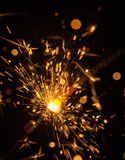 Bright sparks Royalty Free Stock Photo