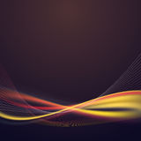 Bright speed lighting lines abstract background Stock Photo