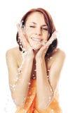 Bright splash Royalty Free Stock Images