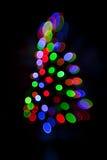 Bright spots of light Royalty Free Stock Photo