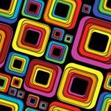 Bright squares Vector Illustration