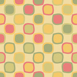 Bright squares. Bright seamless pattern with colored squares Royalty Free Stock Images