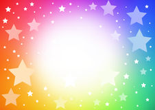 Bright Star background Stock Photos