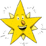 Bright Star Royalty Free Stock Images