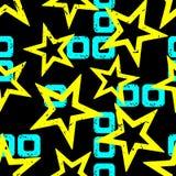 Bright stars Royalty Free Stock Photos