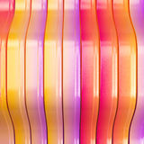 Bright stiped abstract metal background Royalty Free Stock Image