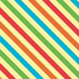 Bright Stripes Background. Bold stripes background illustration in bright colors Royalty Free Stock Image