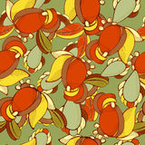 Bright summer pattern Stock Images