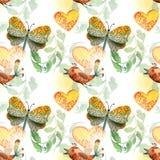 Bright summer pattern Stock Photos