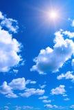 Bright sun Royalty Free Stock Image