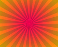Bright Sunburst Background Royalty Free Stock Photos