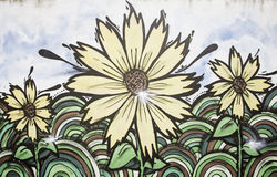 Bright sunflowers Royalty Free Stock Photo