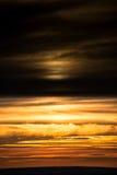 Bright sunset photo as background Stock Photos