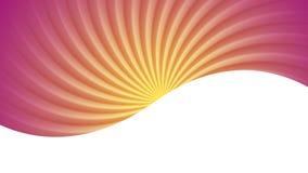 Bright swirl video animation. Seamless loop design stock video footage
