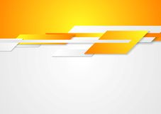 Bright tech vector background Stock Photography