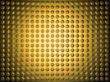 Bright texture from circles Royalty Free Stock Image