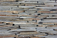Bright texture from stone masonry Stock Image