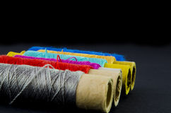 Bright Threads Stock Photos