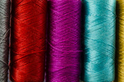 Bright Threads Royalty Free Stock Photos