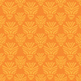 Bright tribal seamless pattern. African style  illustration Royalty Free Stock Photography