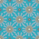 Bright Varicolored seamless pattern background. Stock Photography