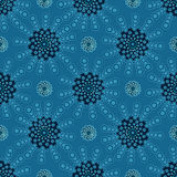 Bright Varicolored seamless pattern background. Stock Photo
