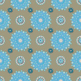 Bright Varicolored seamless pattern background. Royalty Free Stock Photos