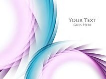 Bright vector design Stock Photography