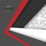 Bright vector design Stock Images