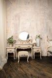 Bright Vintage Interior Stock Photos