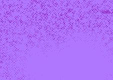Bright vivid purple graphic comic style pop art page background. Vector illustration Royalty Free Stock Photography