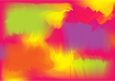 Bright Watercolor Background Royalty Free Stock Photography