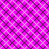 Bright weave seamless pattern Stock Photography