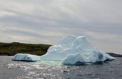 Bright white iceberg Royalty Free Stock Photo