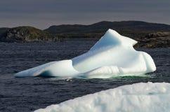 Bright white iceberg Royalty Free Stock Image