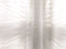 Bright White Window Zooming In Action Royalty Free Stock Photo