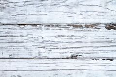 Bright white wooden texture backdrop. Image shot from overhead view royalty free stock image