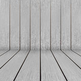 Bright wooden texture floor and wall Royalty Free Stock Images