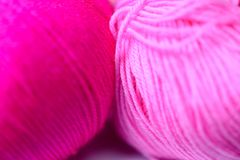 Bright wool Royalty Free Stock Photos
