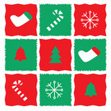 Bright xmas Royalty Free Stock Photography