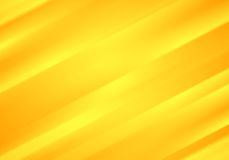 Bright yellow blurred stripes abstract background Royalty Free Stock Images