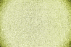 Bright yellow detail of empty fabric textile texture Stock Photography