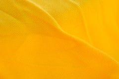 Bright Yellow Fabric Texture Stock Photos