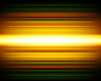 Bright yellow and green lines Stock Photos